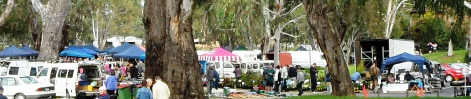 Benalla Lakeside Craft & Farmers' Market